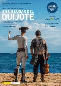 Cartel de En un lugar llamado Quijote